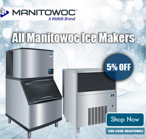 Shop Commercial Ice Machines Vancouver, Manitowoc Ice Makers