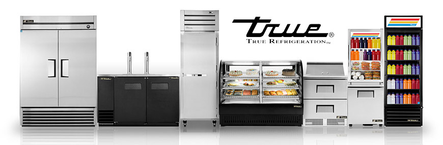 Buy True Commercial Refrigeration in Vancoyver and Canada at Vortex