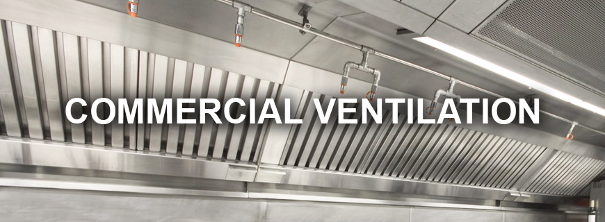 Commercial Ventilation Commercial Kitchen Exhaust