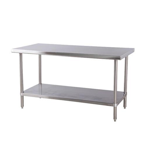 EFI T X Gauge Stainless Steel Work Table Vortex - Stainless steel work table 30 x 48