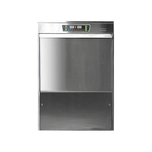 Ecomiser SU-01 High Temperature 40 Racks / Hour Undercounter Dishwasher
