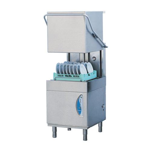 Industrial Kitchen Equipment Rental: Lamber L21EKDPS High Temperature Door Type Dishwasher