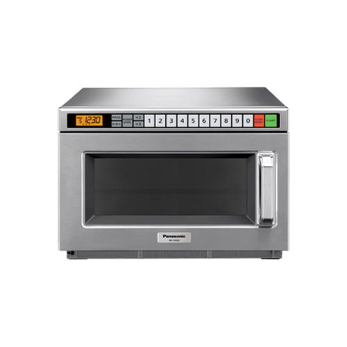 Panasonic NE-2152CPR 2100 Watts Heavy Duty Commercial Microwave Oven