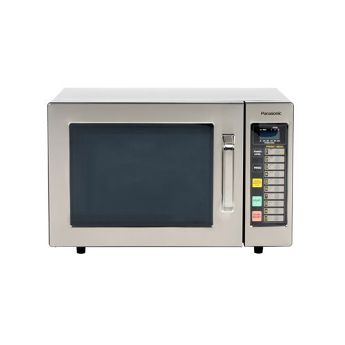 Panasonic NE-1054C Digital Control Moderate Duty Commercial Microwave Oven