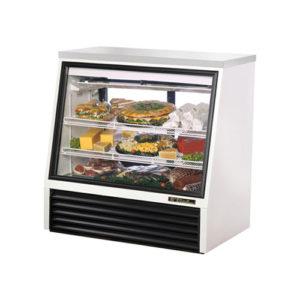 Refrigerated Deli Case Vancouver Canada