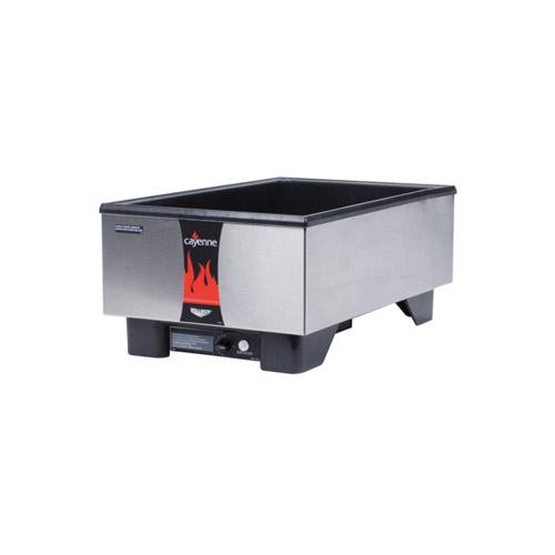 Vollrath 71001 Cayenne Full Size Countertop Food Warmer