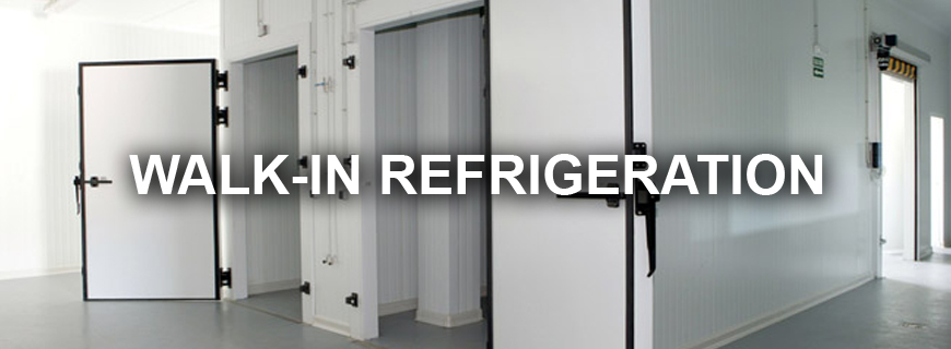 Restaurant Walk-In Refrigeration Vancouver BC Canada