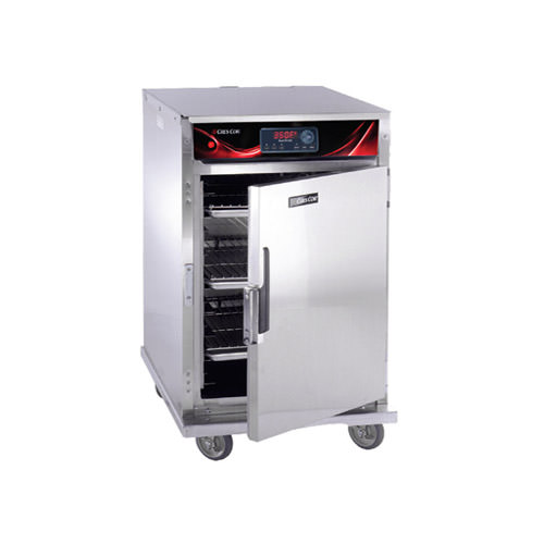 Cres Cor 1000-CH-SS-SPLIT-D 8 Pan Cook & Hold Oven