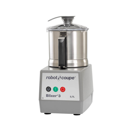 Robot Coupe BLIXER-3 Food Processor With 3.5 QT Stainless Steel Bowl