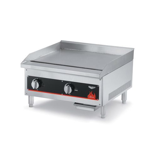Vollrath 40718 Cayenne 12″ Manual Natural Gas Griddle