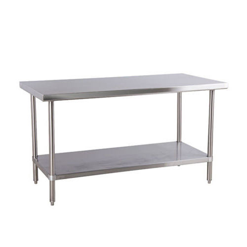 Thorinox DSSTGS X Gauge Stainless Steel Work Table - 18 x 48 stainless steel work table