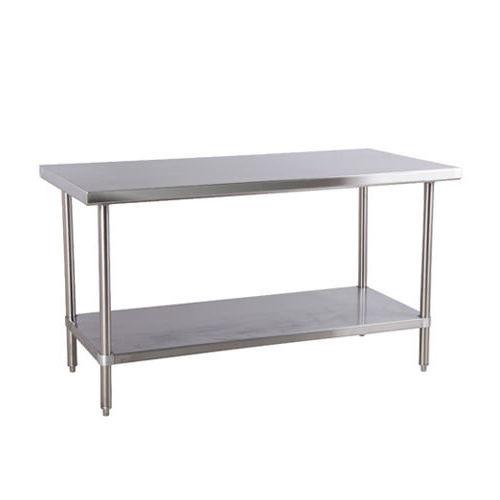 Thorinox DSSTGS X Gauge Stainless Steel Work Table - Restaurant equipment stainless steel table