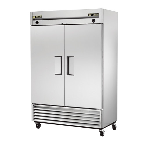 True T-43 47″ Two Door Solid Reach In Refrigerator