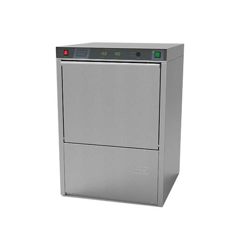 Moyer Diebel 401HT High Temperature 25 Racks / Hour Undercounter Dishwasher With 70 Degree Rise Booster