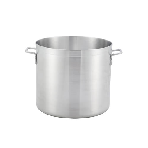 Winco ALST-24 24 Qt Winware Alumium Stock Pot