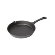 "Winco RSK-10 10"" Pre Seasoned Cast Iron Skillet"