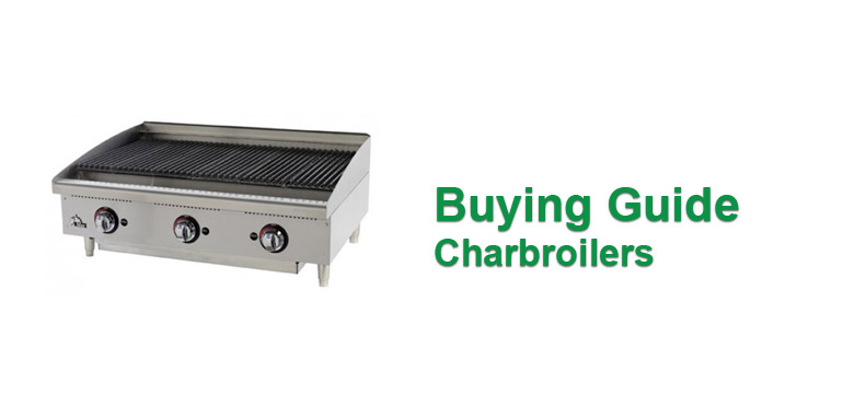 Buying Guide Charbroilers