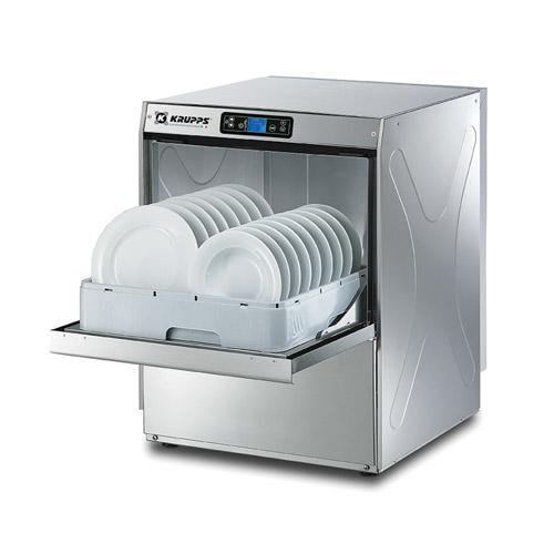 Krupps K540E High Temperature 30 Racks / Hour Undercounter Dishwasher