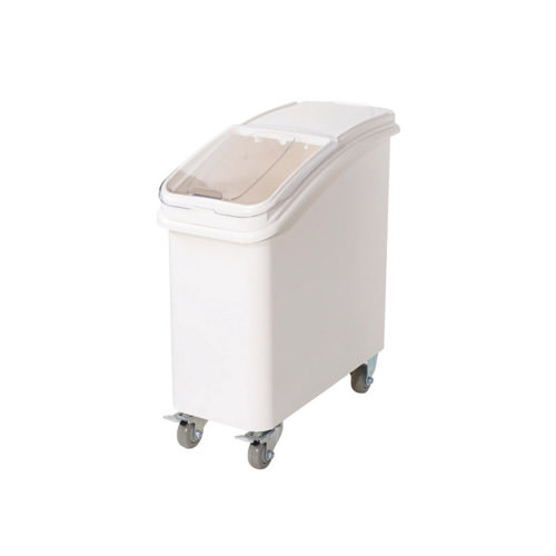 Winco IB-21 21 Gallon Ingredient Bin With Caster