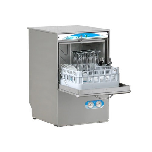Lamber DSP3 High Temperature 30 Racks / Hour Undercounter Glasswasher