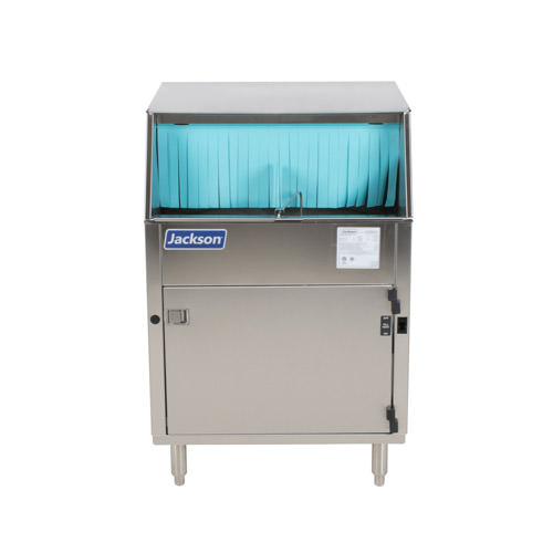 Jackson DELTA-1200 Low Temperature 1200 Glasses / Hour Rotary Glasswasher