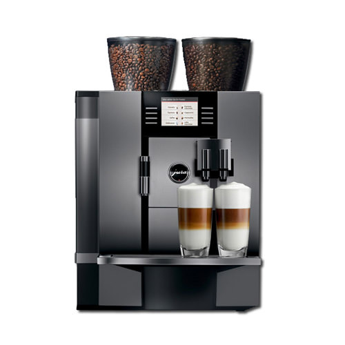 jura giga x7 professional automatic espresso machine with 2 bean hoppers 39 programmable. Black Bedroom Furniture Sets. Home Design Ideas