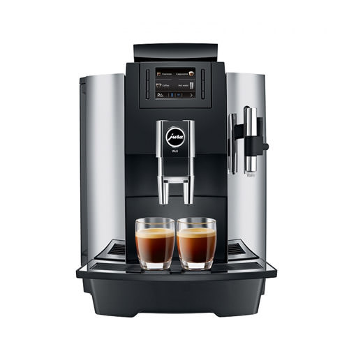 jura we8 professional automatic espresso machine with 1 bean hoppers 12 programmable coffee. Black Bedroom Furniture Sets. Home Design Ideas