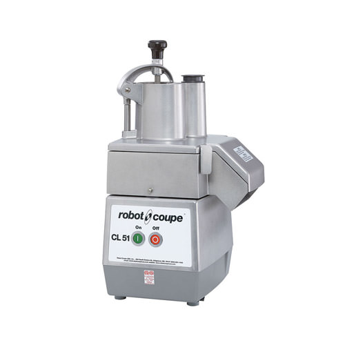 Robot Coupe CL51 Continuous Feed Vegetable Prep Machine