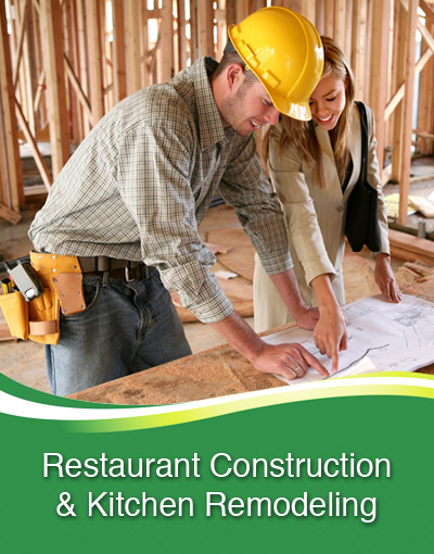 Restaurant Construction Commercial Kitchen Remodeling Vancouver