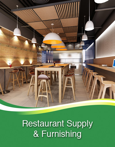Restaurant Supply Furnishing Vancouver