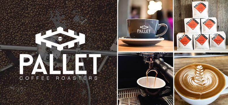 Pallet Coffee Roaster Vancouver Canada