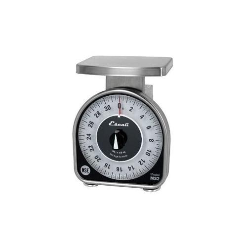 San Jamar SCMDL50 50 Lb Mechanical Dial Scale