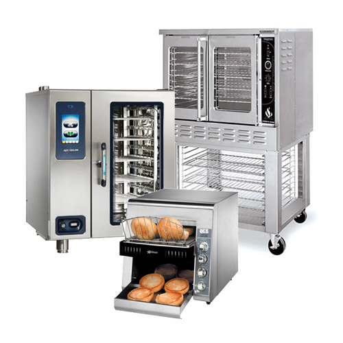 Certified Used Commercial Ovens Vancouver