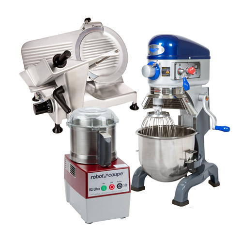 Certified Used Food Preparation Equipment Vancouver
