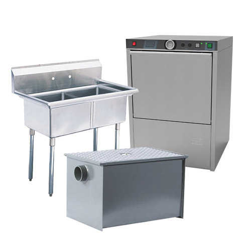 Certified Used Restaurant Sinks Dishwashers Vancouver