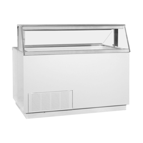 Global KDC87 16 Can Ice Cream Dipping Cabinet