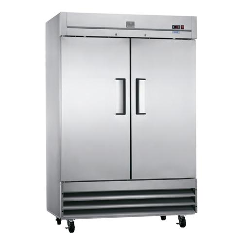 """Kelvinator KCBM48FSE 54"""" 2 Door Reach In Freezer"""