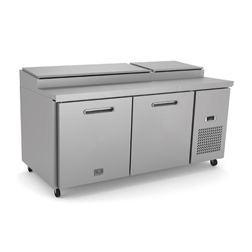 Kelvinator KCHPT72.9 71″ 2 Door Pizza Prep Refrigerator
