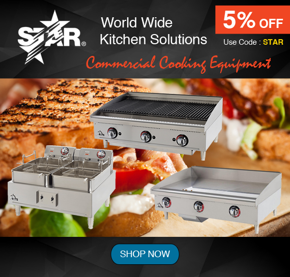 Shop Star-Max Commercial Cooking Equipment Online