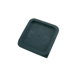 Winco PECC-24 Green Polyethylene Covers Fit 2 QT & 4 Qt Container