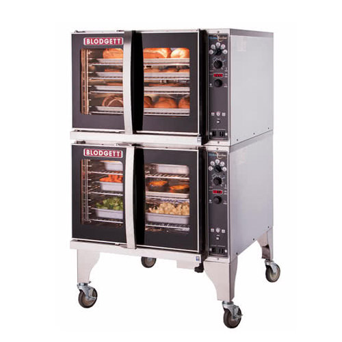 Blodgett HV-100G-DBL Double Full Size Natural Gas Hydrovection Oven