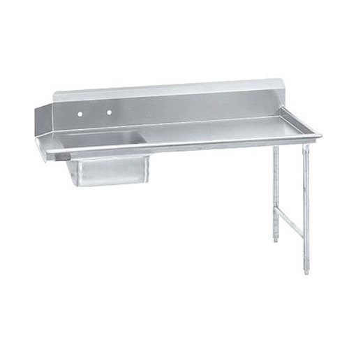 Thorinox TSDT-3048-R 48″ Right Soil Dish Table