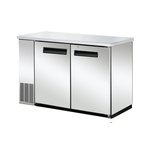 EFI CBBSDR2-48CC 48″ 2 Door Stainless Back Bar Refrigerator