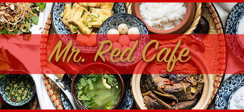 Mr Red Cafe Vancouver Canada