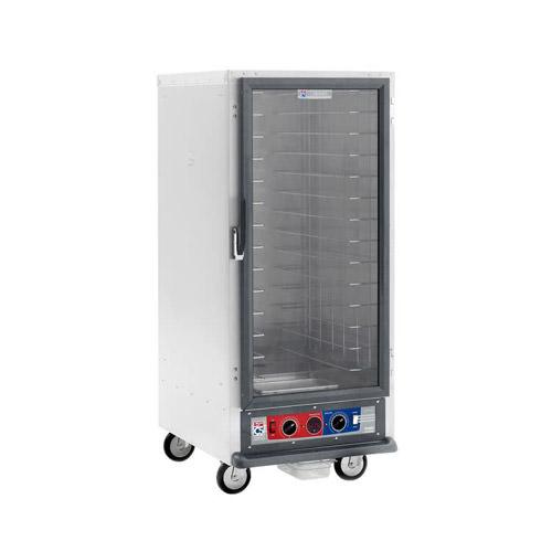 Metro C517-HFC-U C5 1 Series 14 Pan Non-Insulated Hot Holding Cabinet