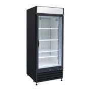 EFI C1-24GDVC One Door Glass Refrigerator Merchandiser