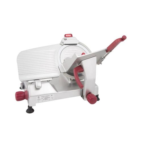 Berkel 827A-PLUS 12″ Manual Gravity Feed Economy Duty Meat Slicer