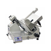 """Globe SG13A 13"""" Premium Automatic Gravity Feed Heavy Duty Meat Slicer"""