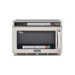 Sharp Heavy Duty Microwave Oven