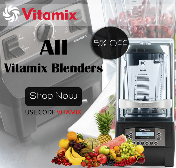 Shop Vitamix Commercial Blenders Vancouver